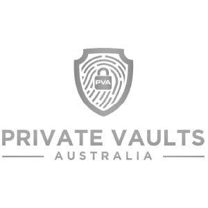 Private Vaults Australia official Logo