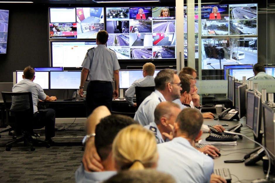 QPS Control Centre