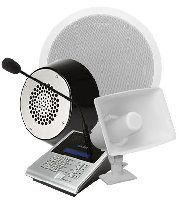 Announcement Speaker System